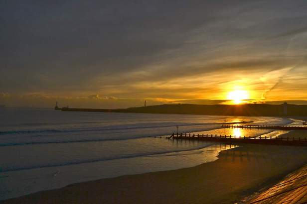 Aberdeen Midwinter Sunrise